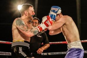Queensbury Boxing League: Victorious Dimmock wants to make up for lost time