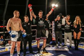Queensbury Boxing League: Merciless Hamilton eyes title shot in Easter