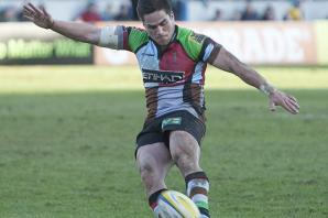 Harlequins: Ben Botica clanger is water under the bridge says director of rugby Conor O'Shea