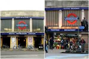 Firefighters called to smell of smoke in tube between South Wimbledon and Tooting Broadway