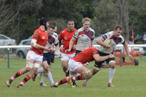 RUGBY UNION: London Scottish and their Tenacious T