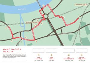 Wandsworth Guardian: Wandsworth Wander – Brewery unveils refreshing way to explore Wandsworth